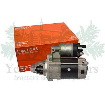 Ferguson TE20 Starter Motor