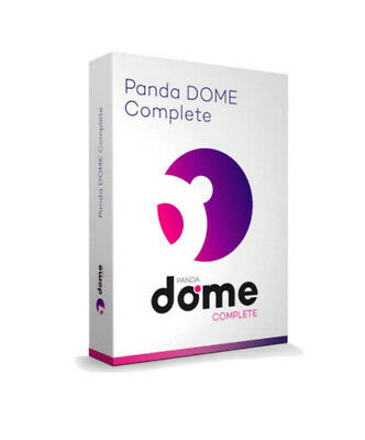 CD Global Panda Dome Essential 1 PC // 1-Year
