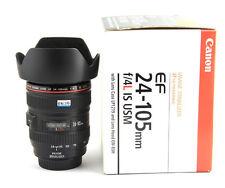 Canon EF 24-105mm f/4 IS L AF USM Lens