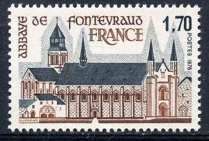 STAMP-TIMBRE-FRANCE-NEUF-N-2002-ABBAYE-DE-FONTEVRAUD