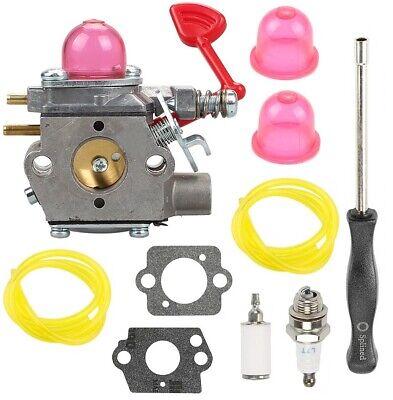 Carburetor For Craftsman 25cc 210Mph 450 Cfm 200 Mph 430 Cfm Gas Blower