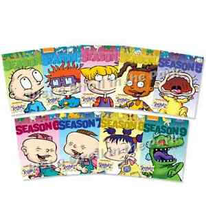 Rugrats The Complete Cartoon TV Series Season 1 2 3 4 5 6 ...