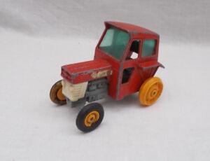 Vintage-Matchbox-King-Size-K-3-Massey-Ferguson-165-tracteur-by-LESNEY