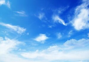 Awesome-Cloudy-Blue-Sky-Poster-Print-Size-A4-A3-Nature-Poster-Gift-8320