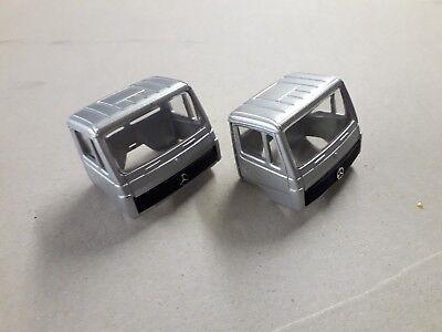 mercedes Benz Fahrerhausteile-teile-9 In 1:50 Bastelteile Von Nzg Modellbau