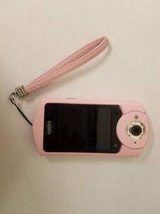 Casio-EXILIM-EX-TR150-12-1MP-Digital-Camera-Pink