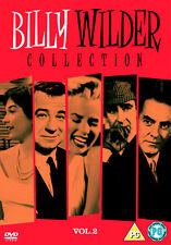 BILLY WILDER COLLECTION VOLUME 2 - DVD - REGION 2 UK