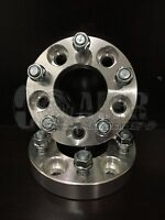 Fit Toyota Camry Wheel Adapters 5 Hub Lug 1.25 5x4.5 Spacers 12x1.5 5x114.3
