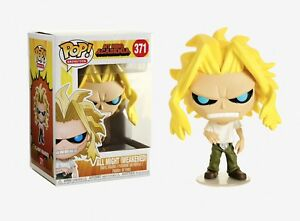 b7e905cf752 Funko Pop Animation  My Hero Academia - All Might (Weakened) Vinyl ...