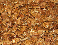 Pecans Shelled Whole Halves Pecans 6 Lbs. Georgia Grown This Year Harvest Crop