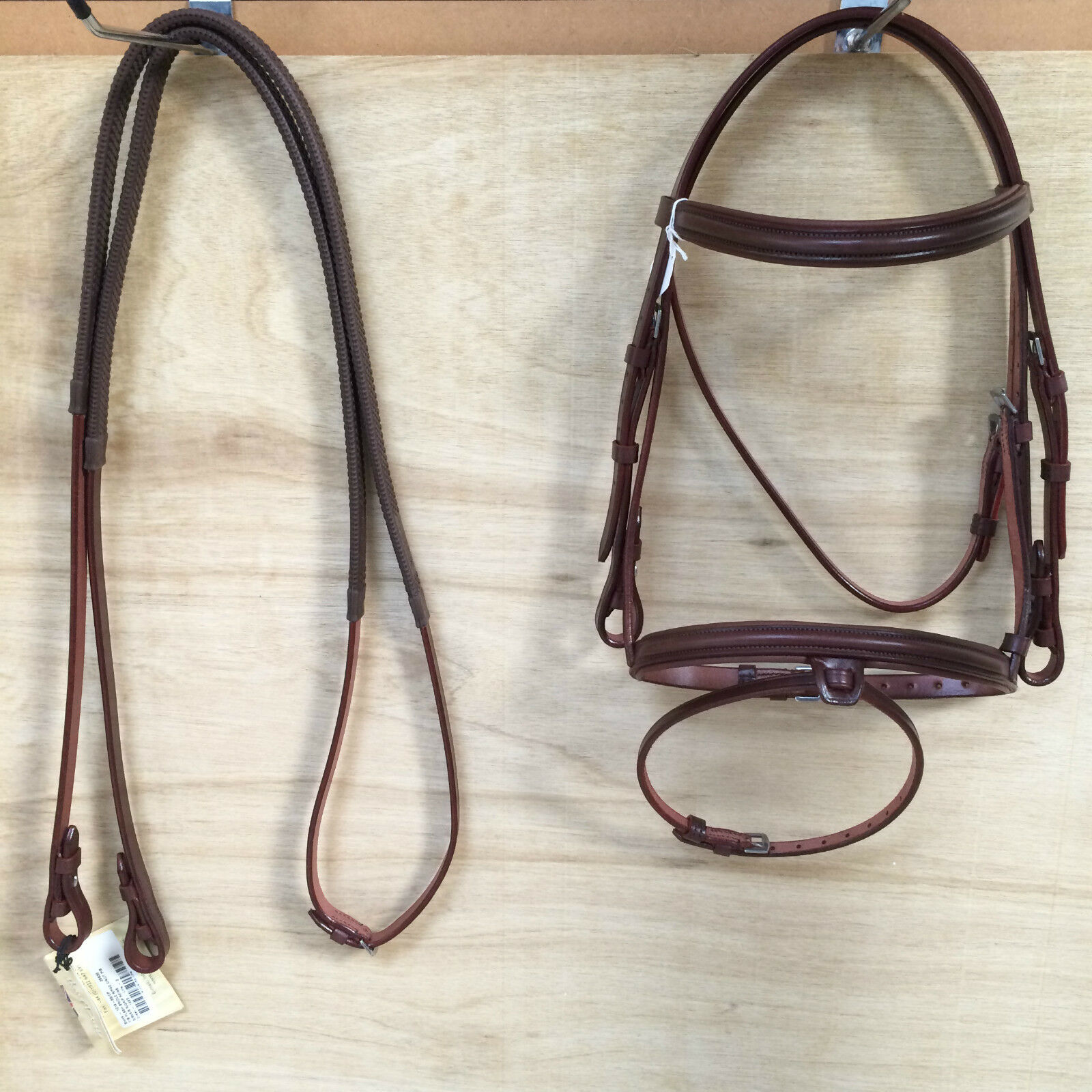 Harry Dabbs Flash Bridle (pony)