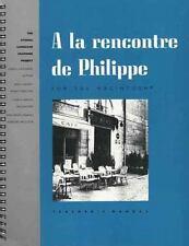 A la rencontre de Philippe: An interactive video program for the Macintosh (Yale