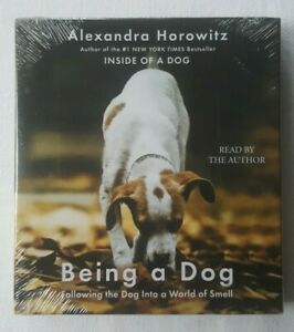 Being a Dog by Alexandra Horowitz 2016 CD Audio Book 8 CDs Unabridged 9 Hours