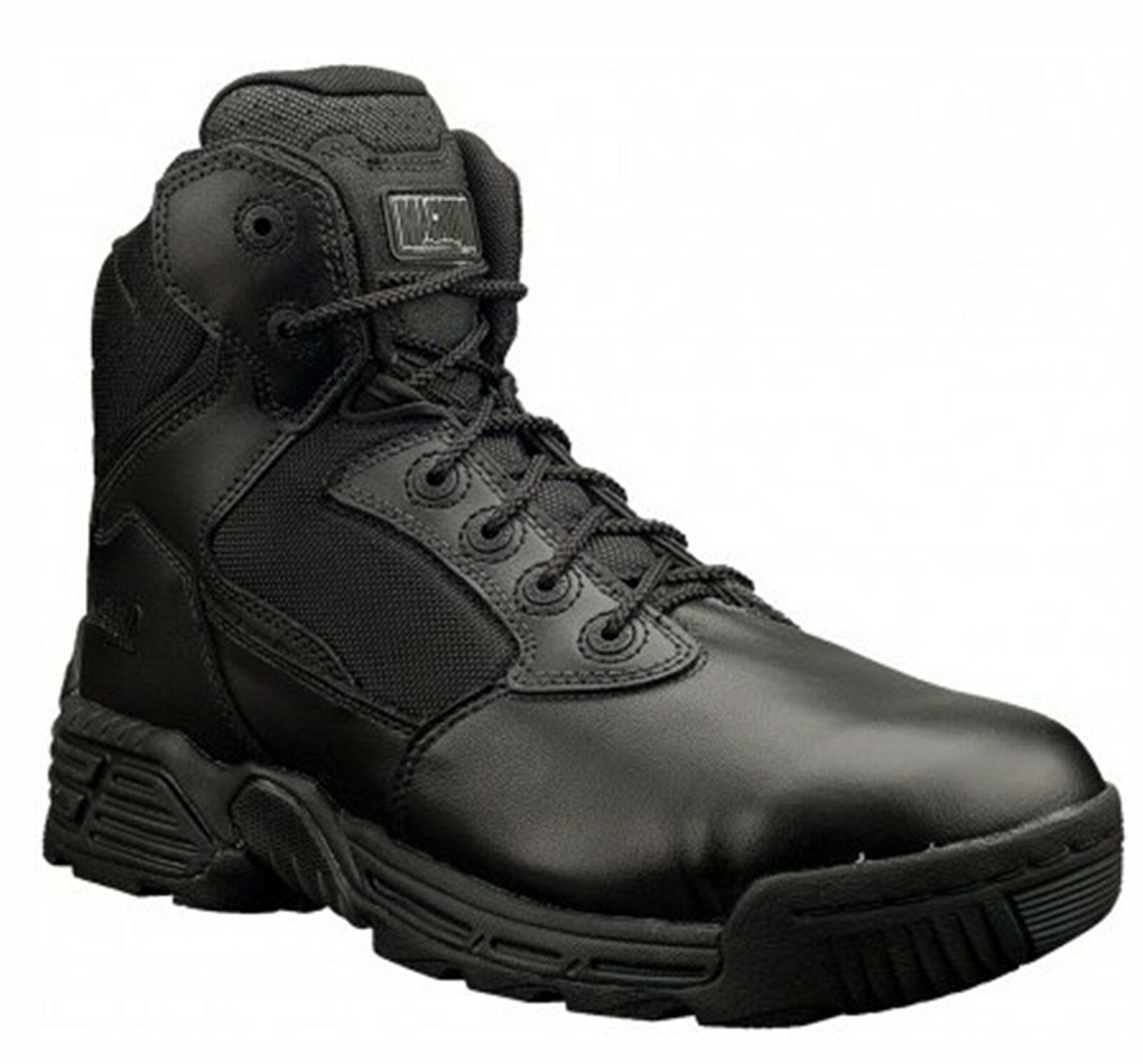 Magnum 5226 Stealth Force 6.0 Side Zip Tactical EMS Military Police Boots