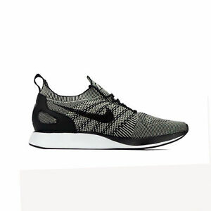 newest collection 12ece 2c2a7 Image is loading Nike-Air-Zoom-Mariah-Flyknit-Racer-Trainers-Pale-