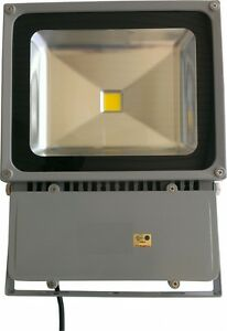 led flood light 100w replace 400w 500w mh ul approved. Black Bedroom Furniture Sets. Home Design Ideas