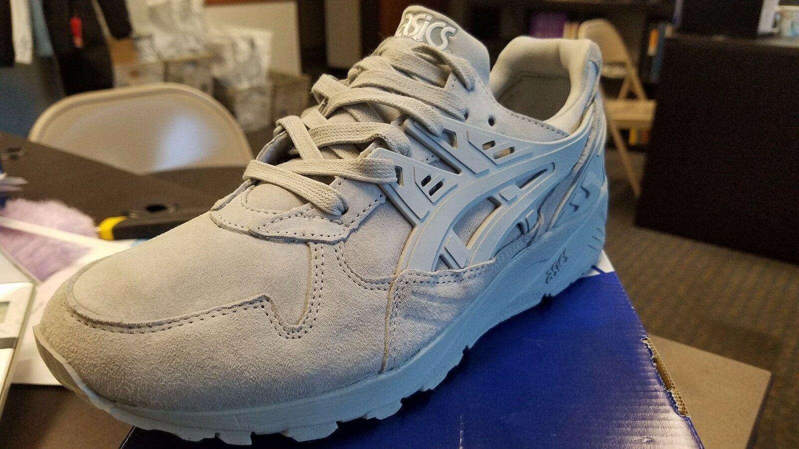 Brand New Asics Onitsuka Tiger GEL-KAYANO TRAINER MEN H6C0L-1313 NEW in Box