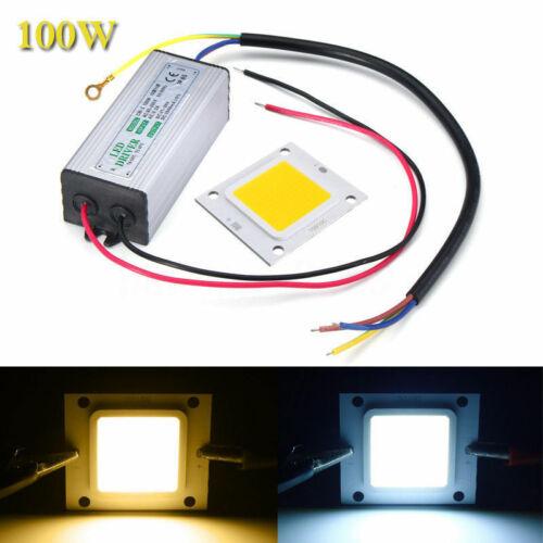 LED SMD Chip//Driver 10W20W30W50W70W100W Transformateur de pilote  imperméable