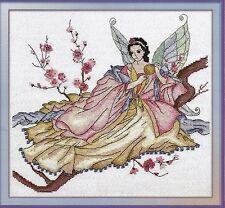 Cross Stitch Kit Sakura Fairy