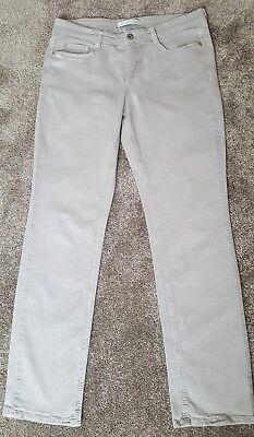 """"""" Mac - Damen - Jeans """" Grau Gr. M"""