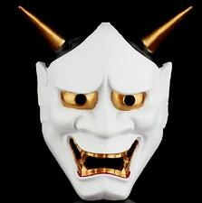 Oni Devil Traditional Japanese Halloween Mask Demon Fancy Dress Prajna Cosplay