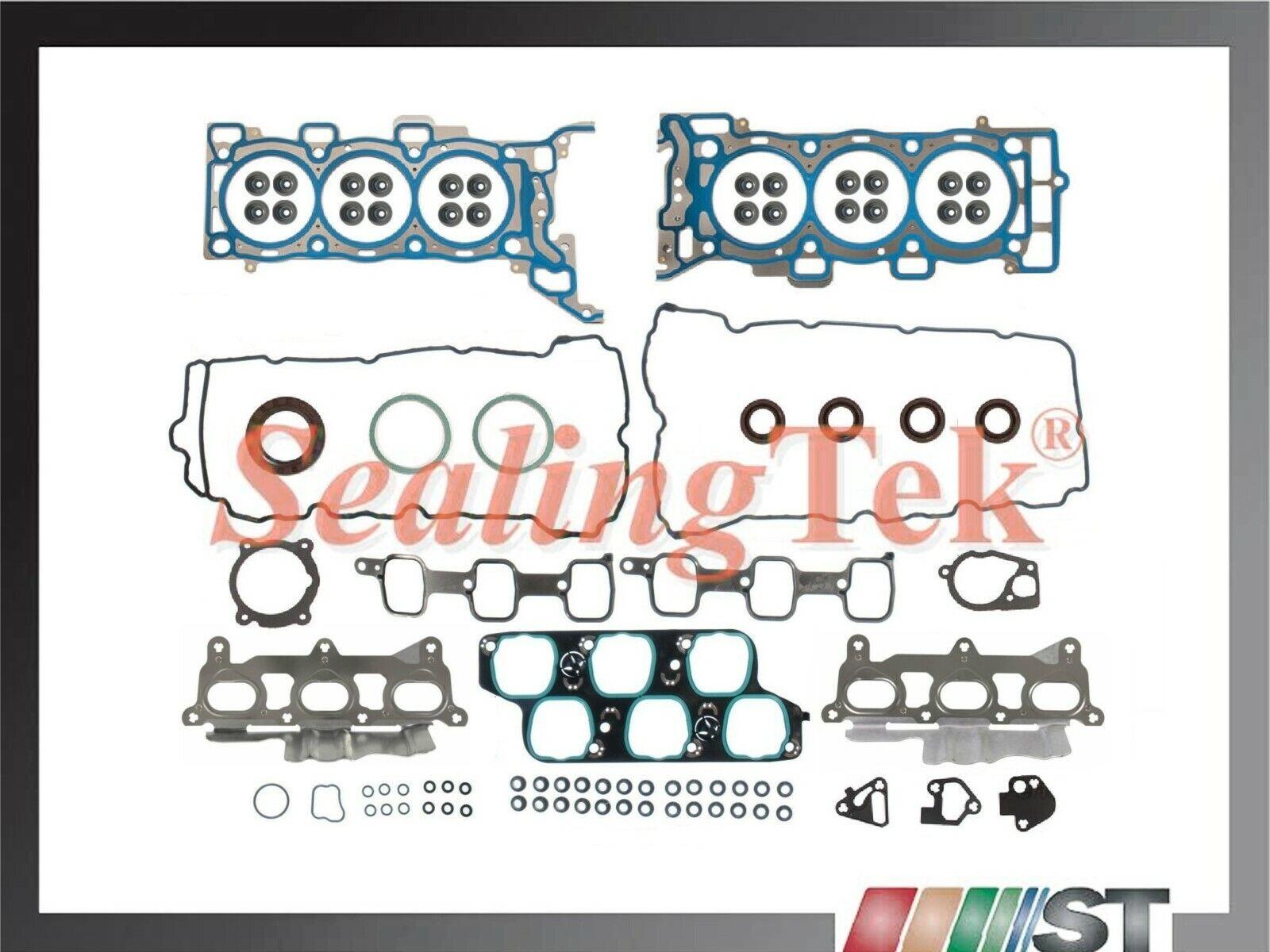 Head Gasket Set For 04-09 Buick Cadillac GMC Saturn 3.6L DOHC 24V VIN V 7