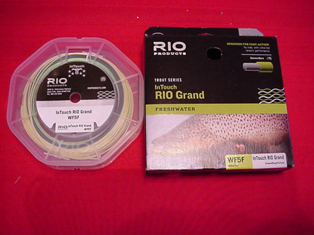 Rio In Touch Grand WF7F Fly Line GREAT NEW