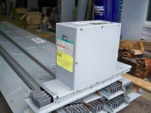 Siemens 200amp Tap Box X2004mig 480 277 Busway Feeder Bus