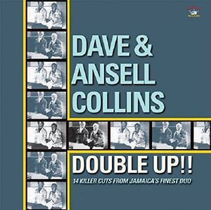 Dave and Ansell Collins-Double Up 2 VINILE LP NUOVO