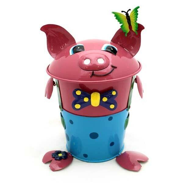 Miss Piggy Ferkel Tischabfalleimer Tischabfallbehälter Abfalleimer Papierkorb