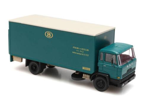 Artitec-487.051.07 H0 LKW DAF Kipp-Fahrerhaus Koffer NMBS