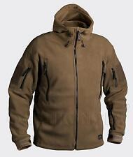 HELIKON TEX PATRIOT HEAVY FLEECE ARMY MARSOC hooded Jacket Jacket COYOTE TAN