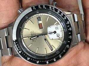 Seiko-Chronograph-6139-6040-Automatic-Vintage-Mens-watch-Excellent-conditin-Rare