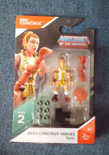 Mega Construx Heroes Mini Figure 21pcs FND73 Teela //Masters of the Universe