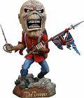 NECA Iron Maiden Eddie The Trooper Head Knocker 2day Delivery