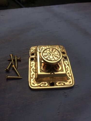 EastLake Brass Cupboard Cabinet Lock//Latch