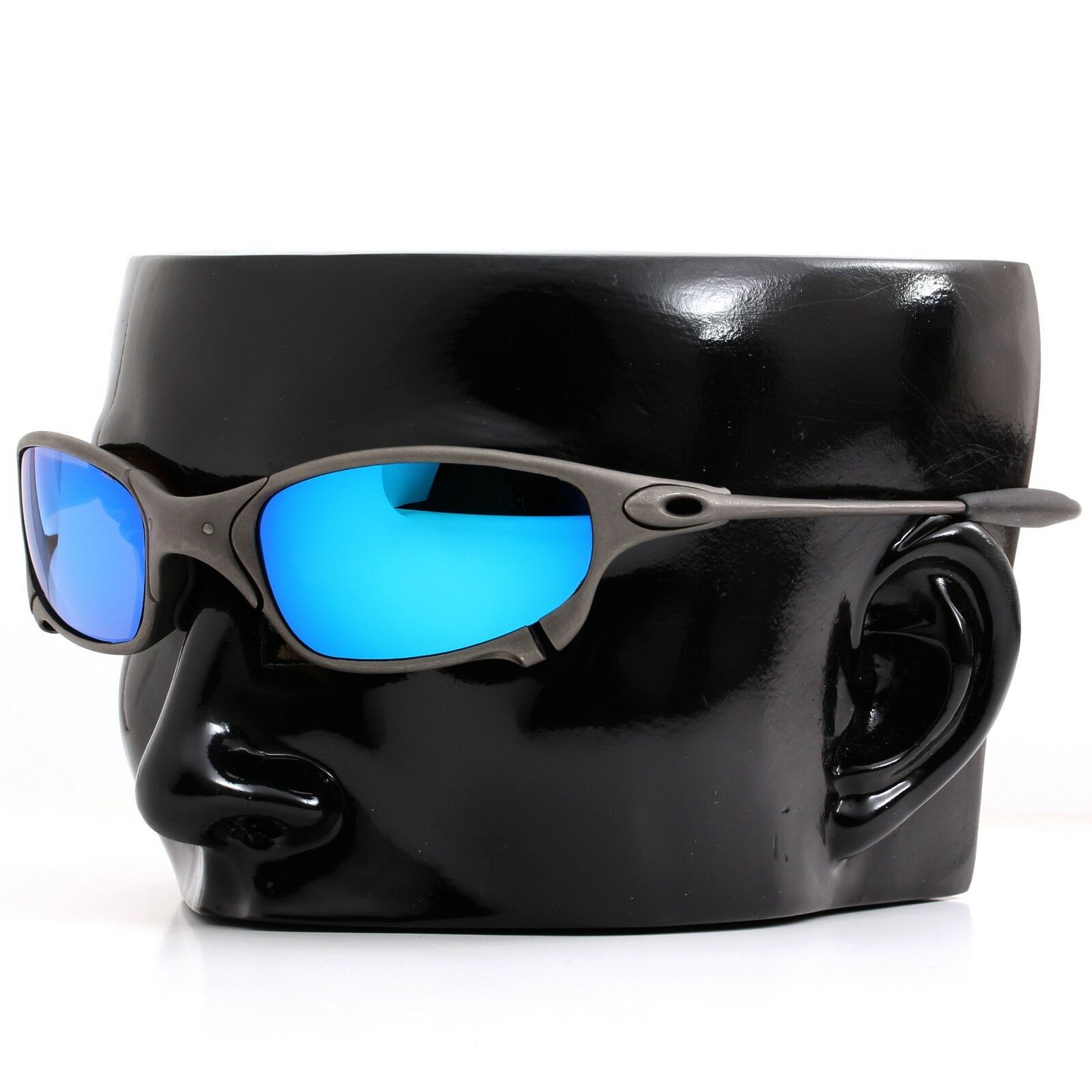 oakley blue iridium goggles  Polarized IKON Iridium Replacement Lenses For Oakley Juliet Ice ...