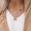 Multilayer-Fashion-Women-Boho-Alloy-Clavicle-Choker-Necklace-Charm-Chain-Jewelry thumbnail 305