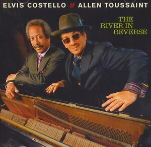 Elvis-Costello-amp-Allen-Toussaint-The-River-In-Reverse-BRAND-NEW-CD