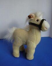 Colonial Williamsburg American Cream Draft Horse 1997 Mary Meyer Plush Toy