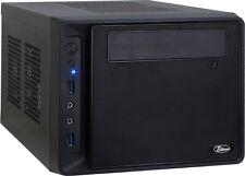 Barebone Mini-PC ITX mit Intel Celeron J3455 4x 1.5GHz / 4GB RAM