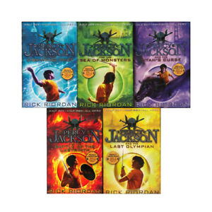 Percy-Jackson-5-Books-Series-Collection-Set-Rick-Riordan-Fiction-Paperback-NEW