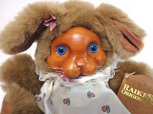 Robert Raikes ,1988 Ashley Bunny