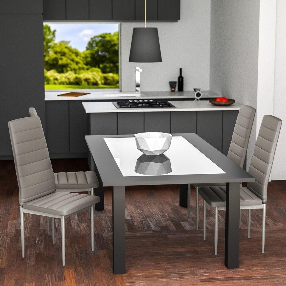 Spisebordsstol, Lette at rengøre, kan vaskes
