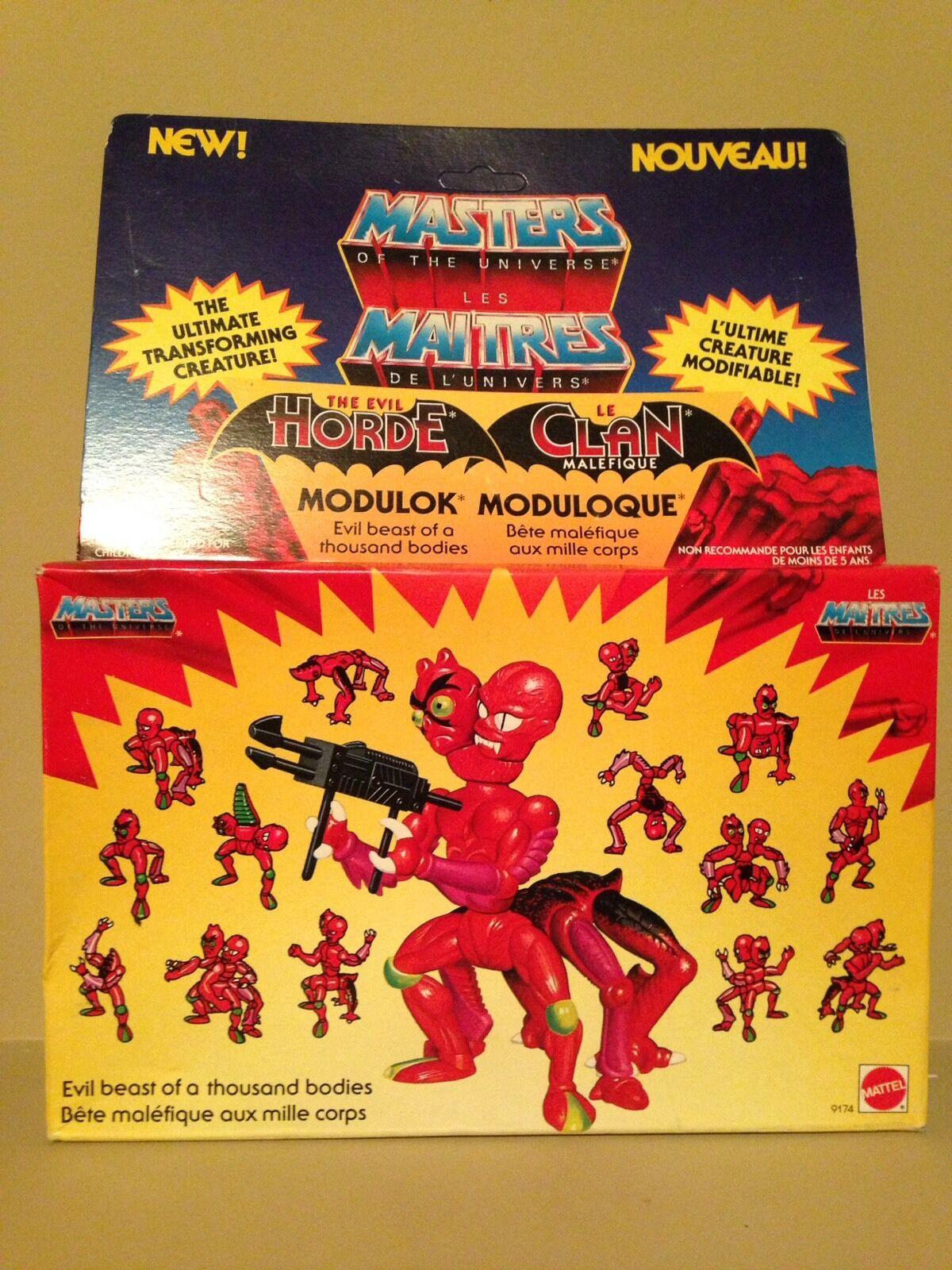 Vintage Masters of the Universe (ONE)MOTU  Modulok  Or  Multi-Bot  1980's He Man