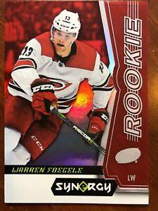 18-19-UD-Synergy-Red-Rookies-71-Warren-Foegele