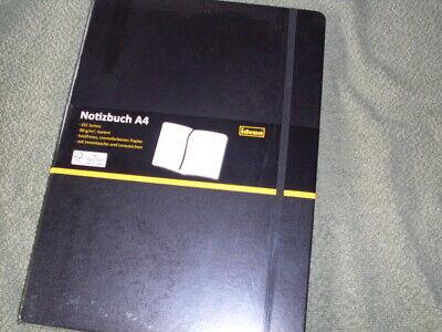 Notizbuch A4 192 Seiten80g//m2