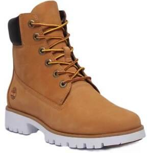 Timberland Leather U Boots Nubuck inch 6 Wheat Women Classic Ankle Lite A1vxn231 rxwUqFA1r