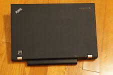 Fast Lenovo Thinkpad W530 Extreme i7-3940XM 3~3.9Ghz Nvidia K1000m 16GB 320GB