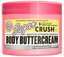 Soap and Glory SUGAR CRUSH Moisture-Extreme Body Buttercream Butter Cream 300ml